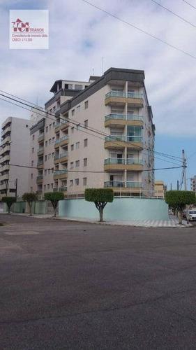 Imagem 1 de 26 de Apartamento Com 2 Dormitórios À Venda, 68 M² Por R$ 240.000,00 - Vila Caiçara - Praia Grande/sp - Ap3550