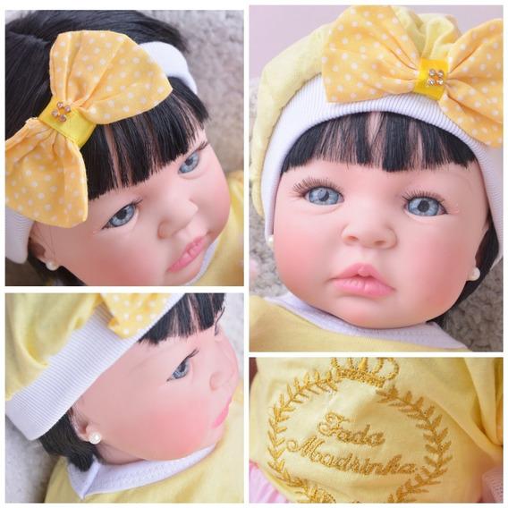 Bebe Reborn Menina Barata Lol Real Promoção Boneca Beth