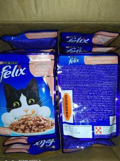 Producto Félix Sensaciones De Salmón Y - kg a $5