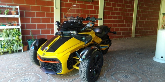 Can Am Spyder F3s Daytona