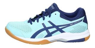 Zapatilla Asics Para Deporte Indoor Voleibol Handball Squash