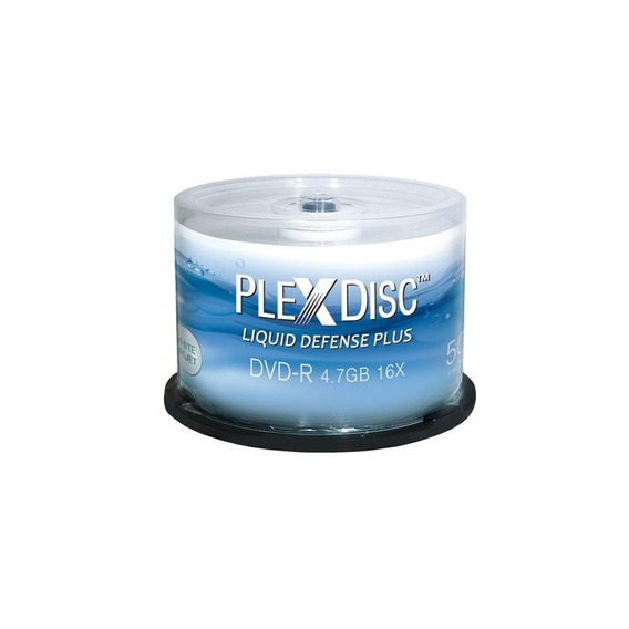 Plexdisc Resistente Al Agua, Brillante, Blanco, Inyección De