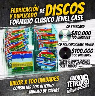 Merchandising Para Artistas, Cds, Stikers, Parches Etc.
