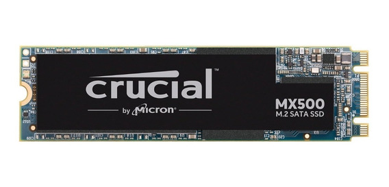 Crucial Mx500 500gb 3d Nand M.2 Type 2280 Internal Ssd