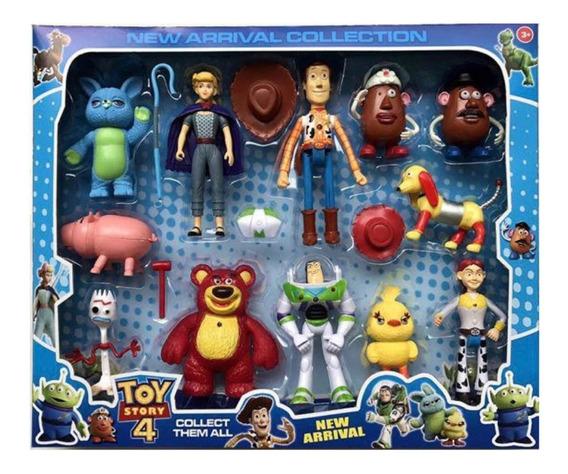 Set De Muñecos Toy Story Cod. 019512bx