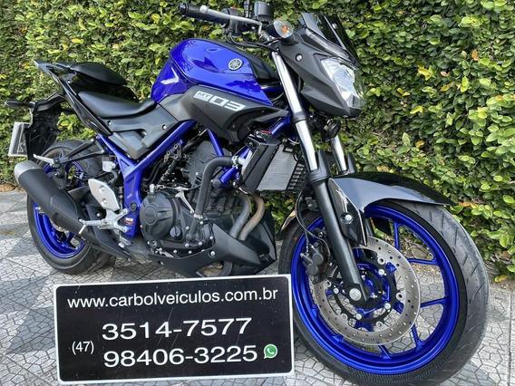 Yamaha Mt-03 Mt-03 Abs