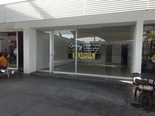 Local En Renta Área De Comida Plaza San Juan