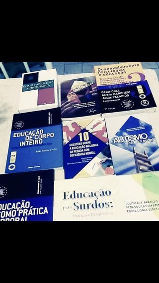 Combo De Livros De Educação Inclusiva