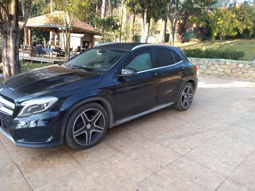 Mercedes-benz Classe Gla 2015 2.0 Amg 4matic 5p