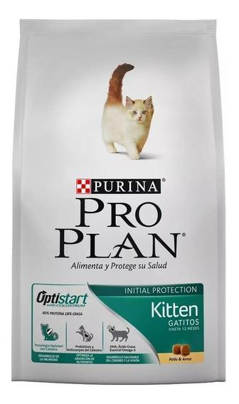 Alimento Proplan Kitten Gato 3 Kg +