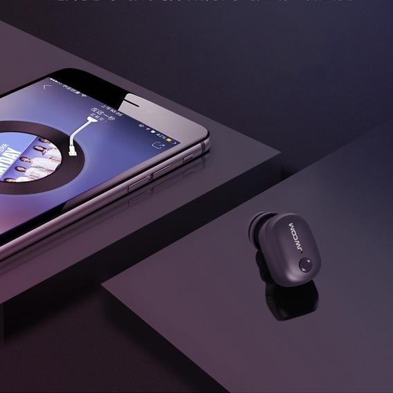 Fone De Ouvido Bluetooth 5.0 Bateria 5 Horas De Músicas-