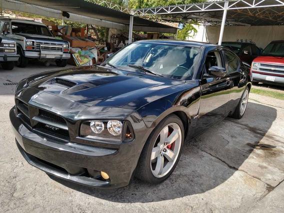Dodge Challenger 6.1l Srt 8 V8 Piel Qc At 2009