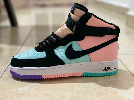 Tenis Jordan 1 Negro Colores 2020