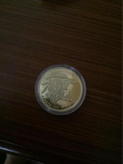 Moneda De Oro De 22k