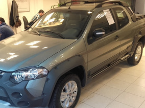 Fiat Strada Working - Adventure 2018 0km Gnc Opcional