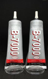Pegamento B7000 (110ml) Envio Gratis