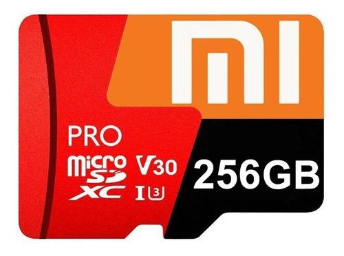 Cartão De Memória 256gb Xiaomi Micro Sd - Pronta Entrega