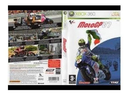 Xbox 360 - Moto Gp 07 Original