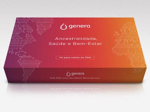 Imagem 1 de 3 de Genera -teste De Dna