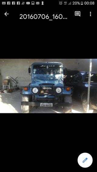 Jeep Bandeirante Longa