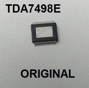 Circuito Integrado Tda7498e Smd Original Britania