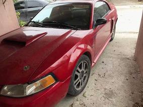 Ford Mustang 4.6 Gt Base 5vel Tela Mt 2000