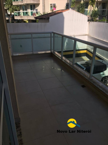 Imagem 1 de 15 de Excelente Apartamento Próximo A Entrada De Itacoatiara. - 282