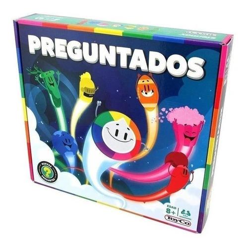 Preguntados Popular Juego Mesa Original Toyco - Daleplay