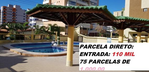 Apartamento Com 1 Dormitório À Venda, 55 M² Por R$ 185.000 - Tupi - Praia Grande/sp - Ap3235