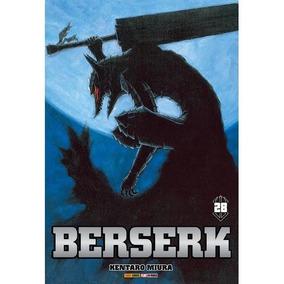 Mangá Berserk 23 Ao 29 + Guia Oficial, Todos Lacrados.