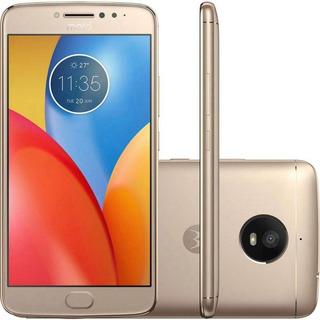 Motorola Moto E4 Plus Xt1773 16gb 13mp Dourado Vitrine 1