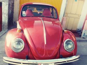 Vendo Volkswagen Aleman Escarabajo Año 63 S/.8500.00 Soles