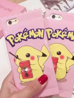 Case Pikachu Pokémon iPhone 7 Plus