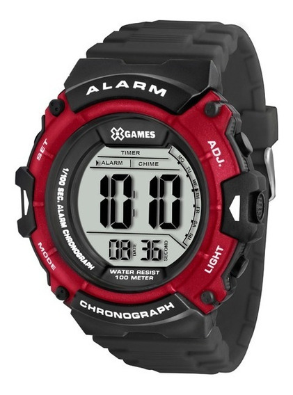 Relógio X-games Masculino Xmppd330 Bxpx C/ Garantia E Nf