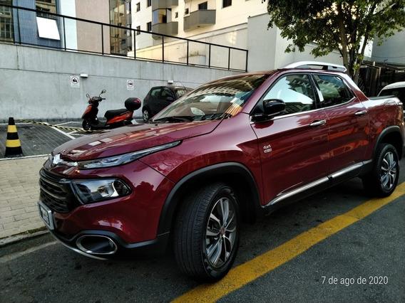Fiat Toro Volcano 2.0 Turbo Diesel 4x4 Automatica 2019