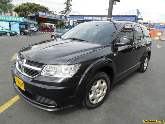 Dodge Journey Lujo