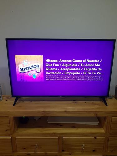 Smart Tv LG 49lj5500 Led Full Hd 49
