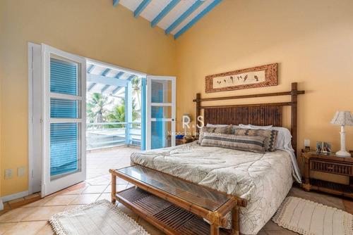 Imagem 1 de 30 de Casa Com 5 Dormitórios À Venda, 352 M² Por R$ 4.250.000 - Lagoinha - Ubatuba/sp - Ca0559