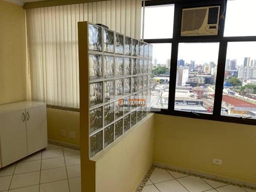 Imagem 1 de 19 de Sala, 75 M² - Venda Ou Aluguel  - Centro - São Bernardo Do Campo/sp - Sa0388