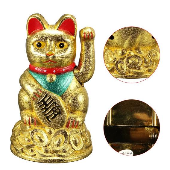 4.5 Feng Shui Fortuna Lingote De Oro Chino Afortunado Riqu