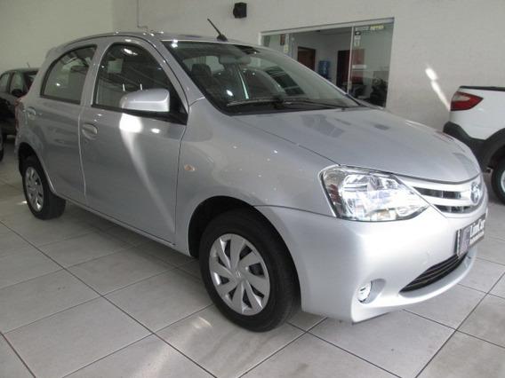 Toyota Etios 1.3 X 2017 Zero De Entrada Trabalhe Aplicativo