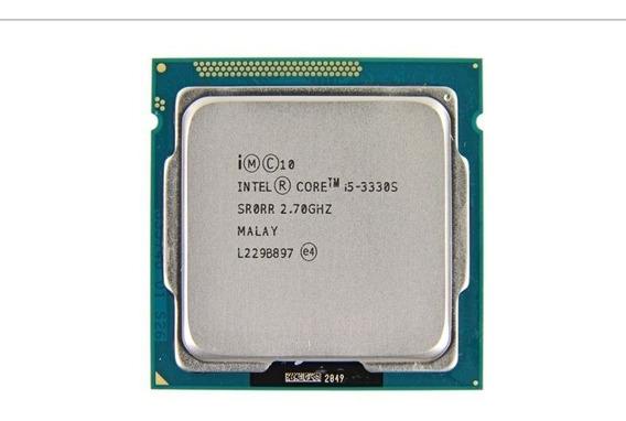 Processador Core I5 3330 Soket 1155 Com Cooler Novo