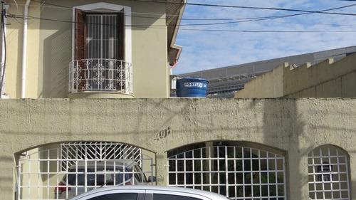 Imagem 1 de 15 de Sobrado Com 4 Dormitórios À Venda, 180 M² - Centro - São Bernardo Do Campo/sp - So20897