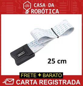 Cabo Extensor De 25 Cm Para Cartão Micro Sd Raspberry Pi Esp