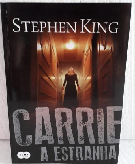 Livro Carrie, A Estranha - Stephen King - Parc S/ Juros