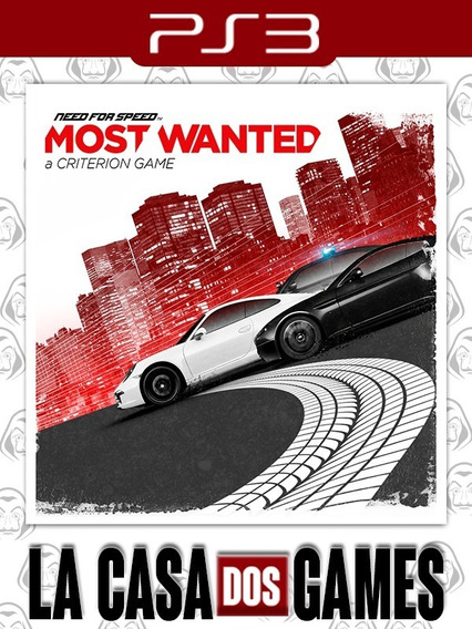 Need For Speed Most Wanted- Psn Ps3 - Envio Imediato
