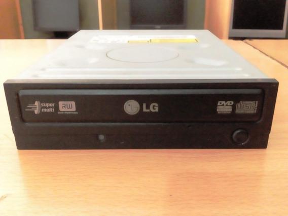 Super Multi Dvd Drive Doble Capa Lg Gsa 4163b Ide