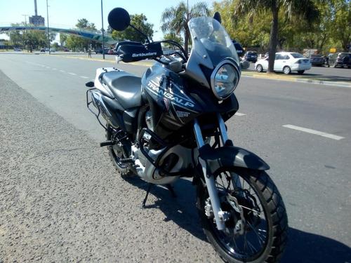 Honda Transalp Xl700v Año 2012 Original Impecable