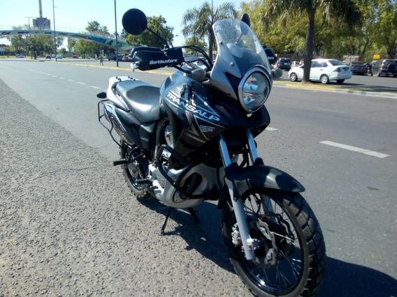 Honda Transalp Xl700v Año 2012 Original Impecable