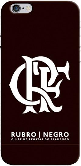 Capinha Oficial Do Flamengo Preta Escudo 00856